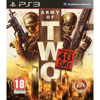 ARMY OF TWO 40TH DAY PS3
