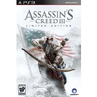 ASSASSINS CREED III LIMITED EDITION PS3