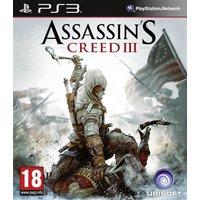 ASSASSINS CREED III PS3