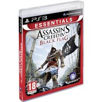 ASSASSINS CREED IV BLACK FLAG ESSENTIALS PS3