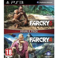 COMPIL FAR CRY 3 + FAR CRY 4 PS3