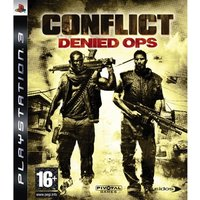 CONFLICT DENIED OPS PS3
