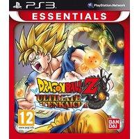 DRAGON BALL Z ULTIMATE TENKAICHI ESSENTIALS PS3