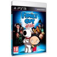 FAMILY GUY (PADRE DE FAMILIA) PS3