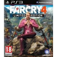FAR CRY 4 LIMITED EDITION PS3