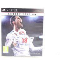 FIFA 18 LEGACY EDITION PS3