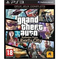GRAND THEFT AUTO EPISODES FROM LIBERTY CITY PS3 VERSION FRANCIA