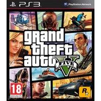 GRAND THEFT AUTO V PS3