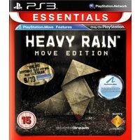 HEAVY RAIN MOVE EDITION ESSENTIALS PS3