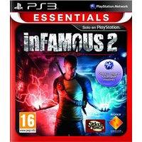 INFAMOUS 2 ESSENTIALS PS3