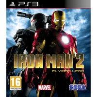 IRON MAN 2 EL VIDEOJUEGO PS3