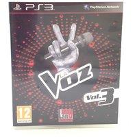 LA VOZ VOL 3 PS3