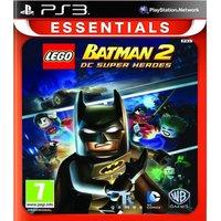 LEGO BATMAN 2 DC SUPERHEROES ESSENTIALS PS3