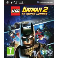 LEGO BATMAN 2 DC SUPERHEROES PS3