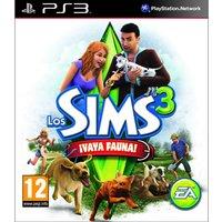 LOS SIMS 3 VAYA FAUNA! PS3