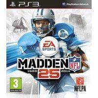 MADDEN NFL 25 PS3