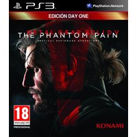 METAL GEAR SOLID V: THE PHANTOM PAIN DAY ONE EDITION PS3