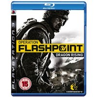 OPERATION FLASHPOINT DRAGON RISING PS3
