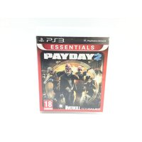 PAYDAY 2 ESSENTIALS PS3