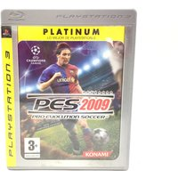 PRO EVOLUTION SOCCER 09 PLATINUM PS3