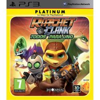 RATCHET & CLANK ALL 4 ONE PLATINUM PS3