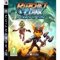 RATCHET & CLANK ATRAPADOS EN EL TIEMPO ESPECIAL EDITION PS3