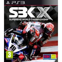 SBK X SUPERBIKE WORLD CHAMPIONSHIP PS3