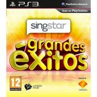 SINGSTAR GRANDES EXITOS PS3