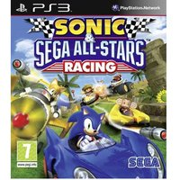 SONIC & SEGA ALLSTARS RACING PS3