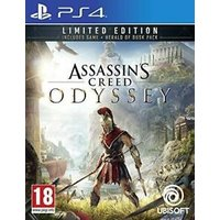 ASSASSINS CREED ODYSSEY LIMITED EDITION PS4