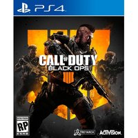 CALL OF DUTY: BLACK OPS 4 PS4