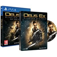 DEUS EX: MANKIND DIVIDED LIMITED EDITION PS4