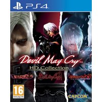 DEVIL MAY CRY COLLECTION HD PS4