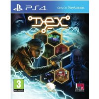 DEX PS4 VERSION REINO UNIDO