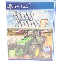 FARMING SIMULATOR 19 DAY ONE EDITION PS4