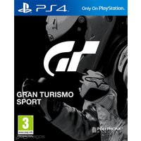 GRAN TURISMO SPORT PS4