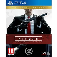 HITMAN DEFINITIVE EDITION DAY ONE PS4
