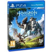 HORIZON: ZERO DAWN PS4