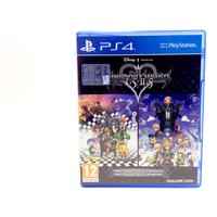 KINGDOM HEARTS HD I.5 + KINGDOM HEARTS II.5 REMIX PS4