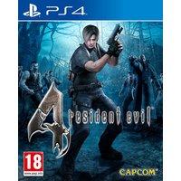 RESIDENT EVIL 4 HD PS4