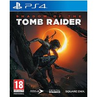SHADOW OF THE TOMB RAIDER ST PS4