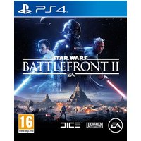 STAR WARS BATTLEFRONT II PS4 NO DLC