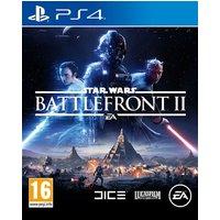 STAR WARS BATTLEFRONT II PS4 NO DLC