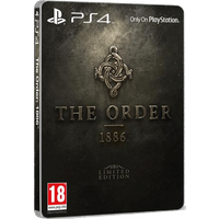 THE ORDER 1886 EDICION ESPECIAL PS4