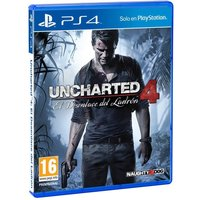 UNCHARTED 4: EL DESENLACE DEL LADRON PS4