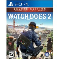 WATCH DOGS 2 DELUXE PS4