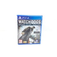 WATCH DOGS DEDSEC EDITION PS4