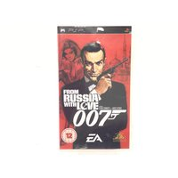 007 JAMES BOND FROM RUSSIA WITH LOVE PSP VERSION REINO UNIDO