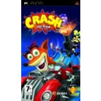 CRASH TAG TEAM RACING PLATINUM PSP