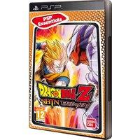 DRAGON BALL Z SHIN BUDOKAI 2 ESSENTIALS PSP